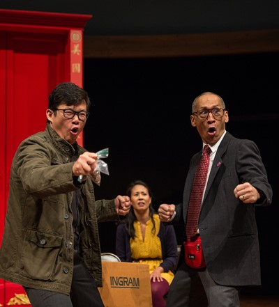 'King of Yees' is in development at Goodman Theatre's New Stages Festival 2015