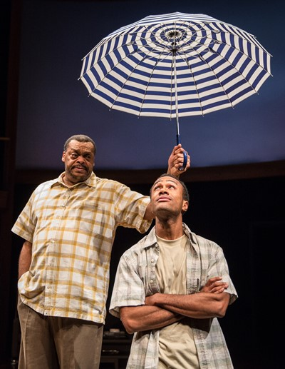 'Objects in the Mirror' is in development at Goodman Theatre's News Stages Festival.