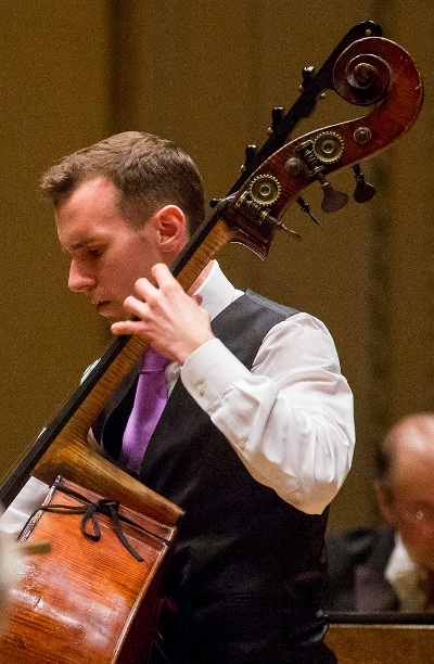Alex Hanna, 29, joined the CSO in 2012. (Todd Rosenberg)