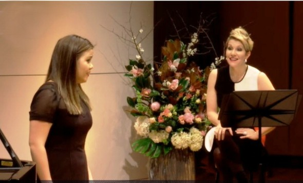Joyce DiDonato's Carnegie Hall masterclasses are on Medici.tv