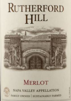 Rutherford Hill label