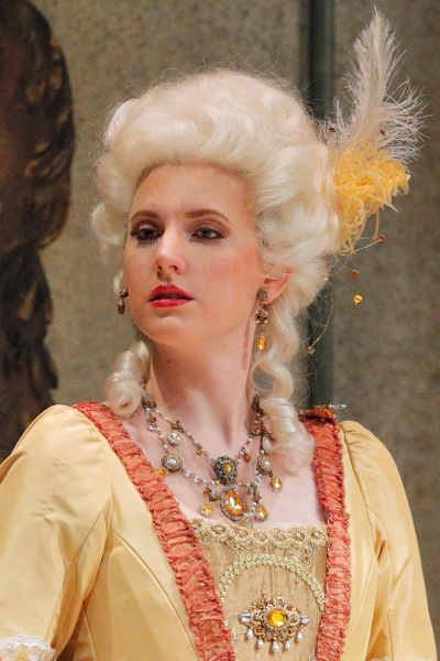 Amanda Majeski is the countess in Lyric 'Rosenkavalier' (Cory Weaver)