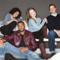 Court Theatre stars Sandra Marquez, Kamal Angelo Bolden, Chaon Cross, Timothy Edward Kane. (Joe Mazza)