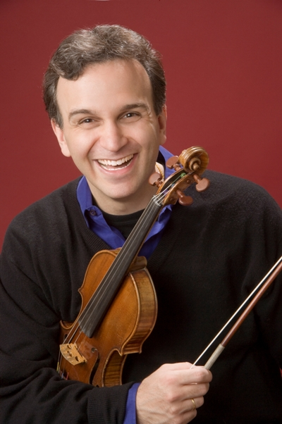 Soloist Gil Shaham put a dark edge on Bartók's Violin Concerto No. 2. (Christian Steiner)