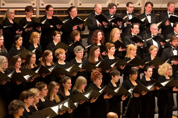 The Chicago Symphony Chorus will perform major Shakespeare-themed works by Berlioz and Verdi. (Todd Rosenberg)