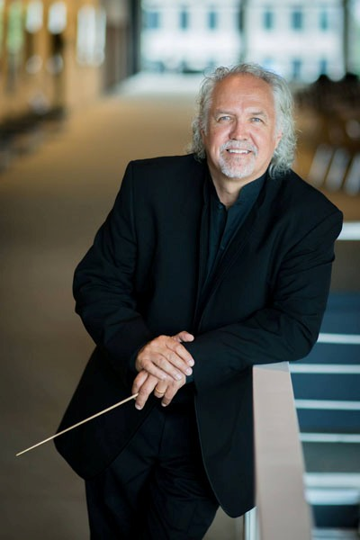 Donald Runnicles is music director of the Deutsche Oper Berlin. (Simon Pauly)