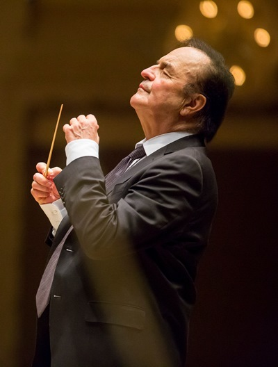 In 'The Firebird,' Dutoit elicited dazzling effects large and small. (Todd Rosenberg)