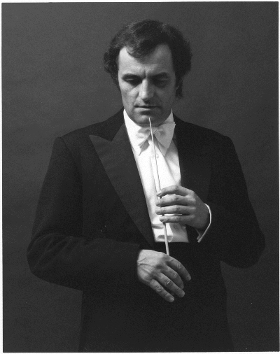 Charles Dutoit became music director of the Montreal Symphony in 1977, an association that lasted nearly 25 years.