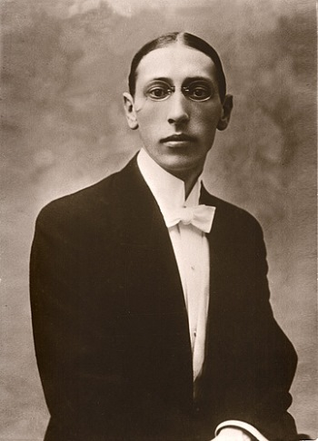 With 'The Firebird' (1910), the young Stravinsky made a blazing leap onto the world stage.