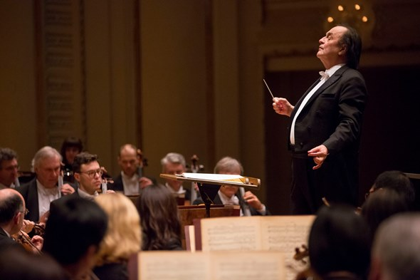 Charles Dutoit led the CSO in performances of three works by Stravinsky at Orchestra Hall. (Todd Rosenberg)