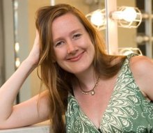 Sarah Ruhl, author of 'Eurydice.'