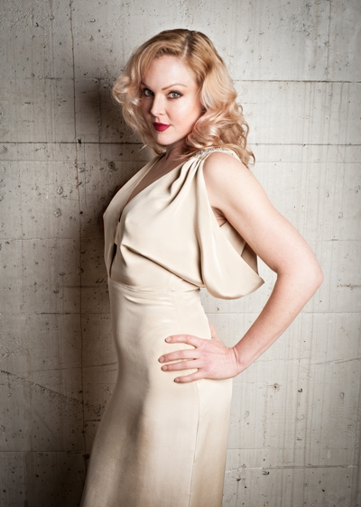 Storm Large will sing selections from the American songbook. (Laura Domela)