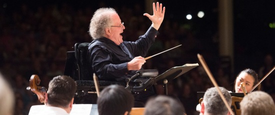James Levine at Ravinia 2016 feature image (Russell Jenkins)