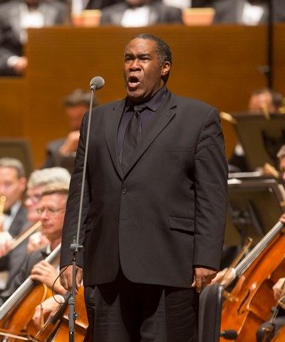 Bass Eric Owens will be the Lyric's Wotan in its 'Ring' cycle. (Todd Rosenberg)