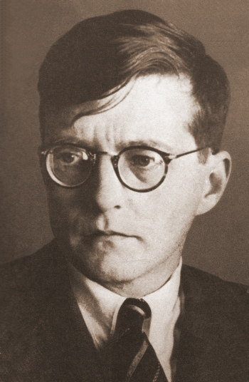 Upon Stalin's death, Shostakovich threw himself into composing the Tenth Symphony.