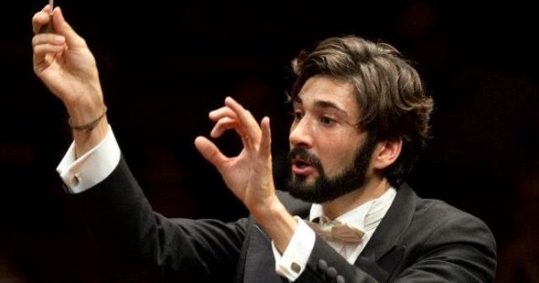 Conductor David Afkham was doubly effective, in Beethoven and Shostakovich.