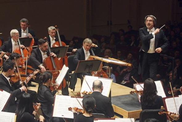 The mutual affection between the CSO and music director Riccardo Muti continues undiminished. (Todd Rosenberg)