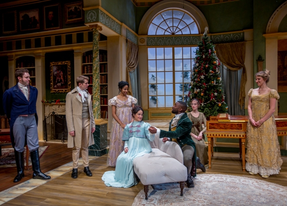 miss-bennet-christmas-at-pemberley-lauren-gunderson-and-margo-melcon-northlight-craig-osgood
