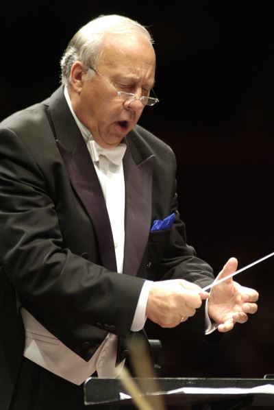 Conductor Neeme Järvi's Sibelius was insightful and efficient. (Frederick Stucker)
