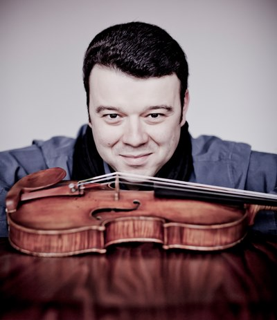 Vadim Gluzman topped his Prokofiev with a blazing Ysaÿe encore. (Marco Borggreve)