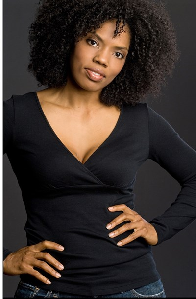 Actress Tyla Abercrumbie