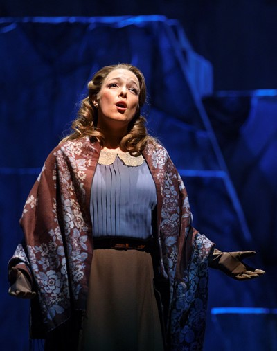 Eleonora Burrato brought glorious voice to the country girl Micaela. (Todd Rosenberg)