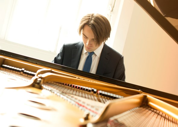 Russian-born Daniil Trifonov, at 26, may be the brightest star of his generation of pianists.