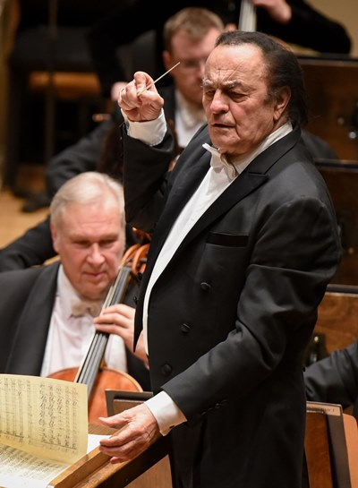 Charles Dutoit presided over the first of two weekends, April 6-11, with the CSO at Orchestra Hall.