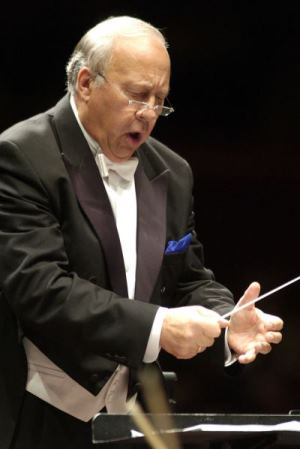 Chen says conductor Neeme Järvi is a CSO favorite.