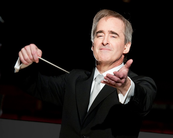 Conductor James Conlon, answering an 11th-hour call from the CSO, scored a huge success with Mahler.