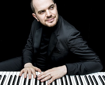 Kirill Gerstein: Liszt with unflappable elan and hair-raising power.