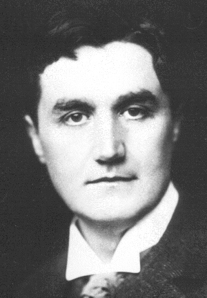 "The young Ralph Vaughan Williams around the time he composed ""A Sea Symphony."""