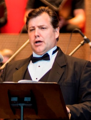 Baritone James Westman set the bar high with his lengthy opening solo. (Norman Timonera)