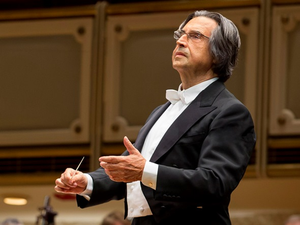 CSO music director Riccardo Muti will lead three programs in his first residency of the season. (Todd Rosenberg)