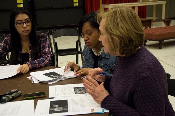 """Goodman's bootcamp for aspiring theater critics pursues """"the empowerment of a diversity of voices."""""""