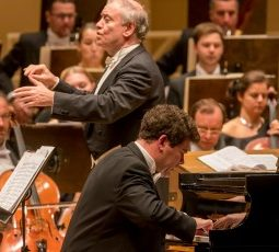 11/8/17 10:06:51 PM -- Symphony Center Presents the Marinsky Orchestra.  Valery Gergiev conductor Denis Matsuev piano    © Todd Rosenberg Photography