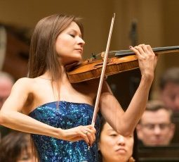 11/9/17 9:13:34 PM -- Chicago Symphony Orchestra Manfred Honeck Conductor Arabella Steinbacher violin  Bach, Orch. Webern Ricercar No. 2 from The Musical Offering Berg Violin Concerto  Schubert Symphony No. 9 (Great)    © Todd Rosenberg Photography