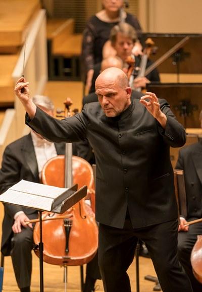 Jaap van Zweden takes over the New York Philharmonic in September. (Todd Rosenberg)