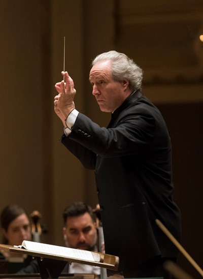 Honeck has enjoyed major back to back successes with the Chicago Symphony. (Todd Rosenberg)
