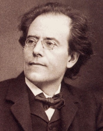Gustav Mahler, around the time he wrote the Fifth Symphony.