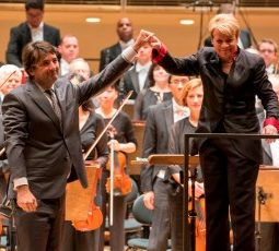 10/18/18 8:20:39 PM Chicago Symphony Orchestra  Marin Alsop conductor Daniil Trifonov piano Bruno Mantovani composer    Mantovani Threnos [World Premiere, CSO Commission] Prokofiev Piano Concerto No. 3 Bridge Lament Copland Symphony No. 3  © Todd Rosenberg Photography 2018