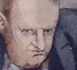Feature img Detail from portrait of Paul_Hindemith 1931 (Rudolf_Heinisch via wiki)