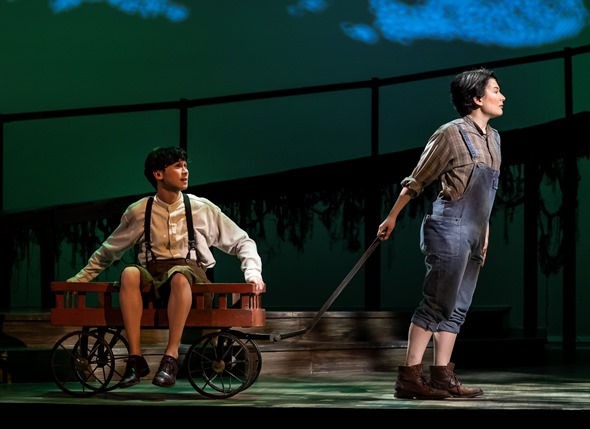 The Scarlet Ibis' at Chicago Opera Theater: Conflict of
