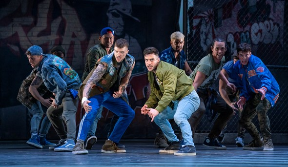 West Side Story' at Lyric Opera of Chicago: New love and old