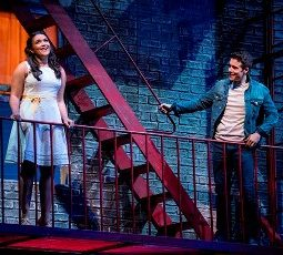 5/2/19 2:46:06 PM -- Chicago, IL  Lyric Opera Chicago West Side Story Dress Rehearsal    © Todd Rosenberg Photography 2019