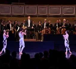 5/30/19 10:03:27 PM -- Chicago Symphony Orchestra  Matthias Pintscher conductor The Joffrey Ballet Ashley Wheater The Mary B. Galvin Artistic Director  © Todd Rosenberg Photography 2019