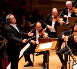 9/26/19 8:29:56 PM -- Chicago, IL USA Chicago Symphony Orchestra Riccardo Muti, Conductor Beethoven Consecration of the House Overture Beethoven Symphony No. 1 Beethoven Symphony No. 3 (Eroica)  © Todd Rosenberg Photography 2019